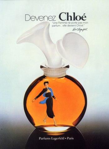 chloe perfume lagerfeld