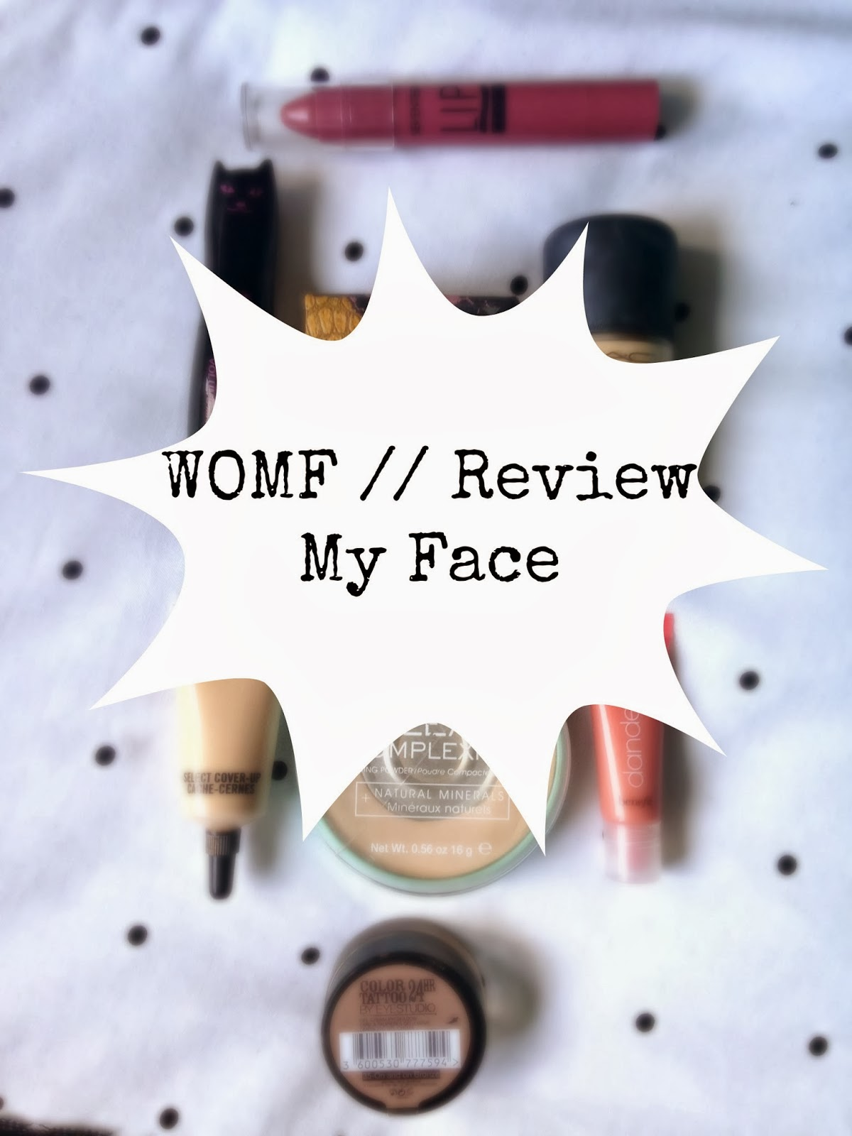 What's On My Face – Review My Face