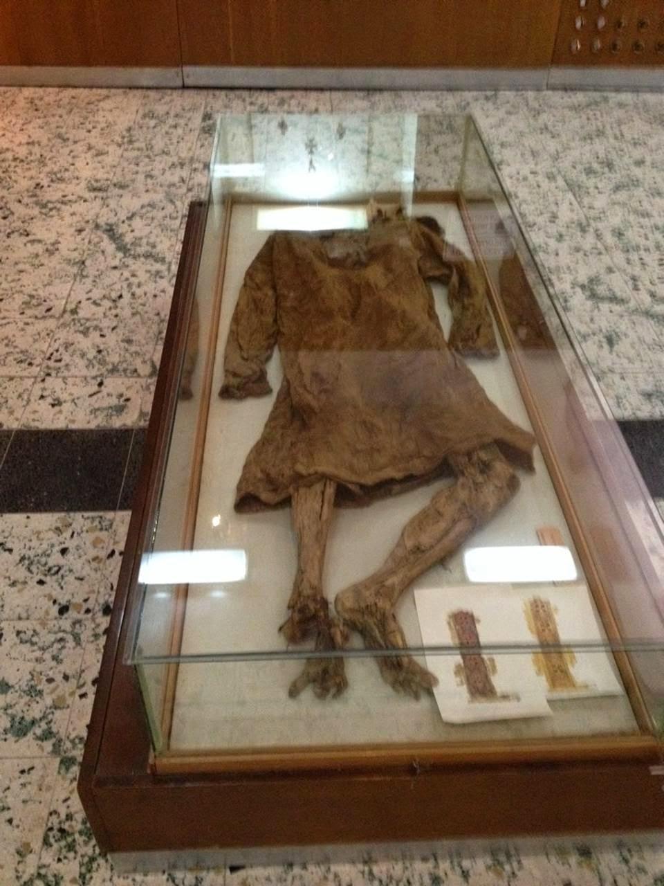 Karaman Müzesi Mumya Ceset