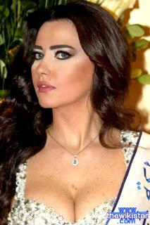 عارضة الأزياء اللبنانية رنا خطار Rana Khattar