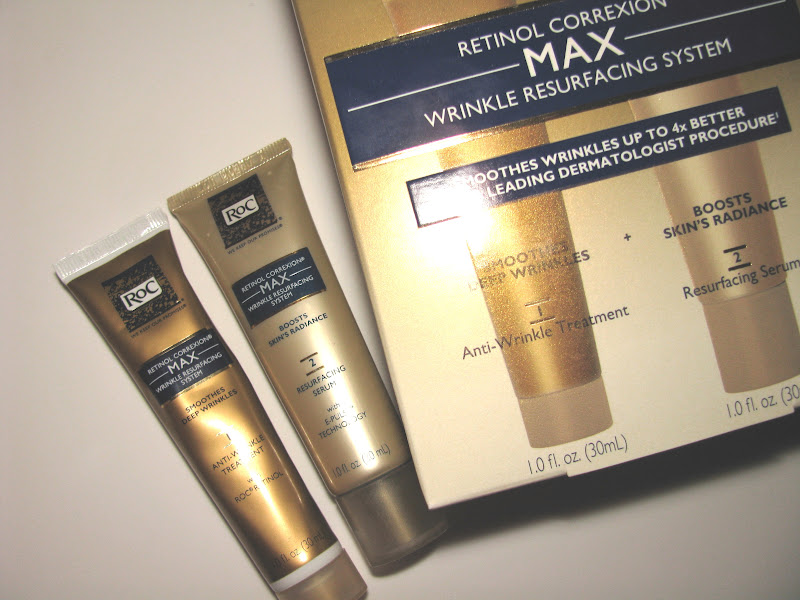 The Beauty Alchemist Roc Retinol Correxion Max