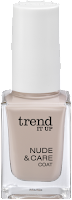 Preview: Die neue dm-Marke trend IT UP - Nude & Care Coat - www.annitschkasblog.de