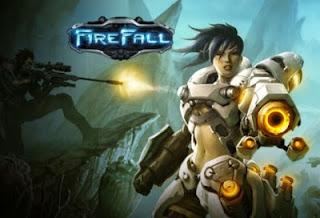Firefall Shooter