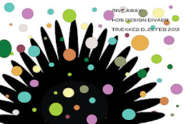 Give away hos Design Divaen