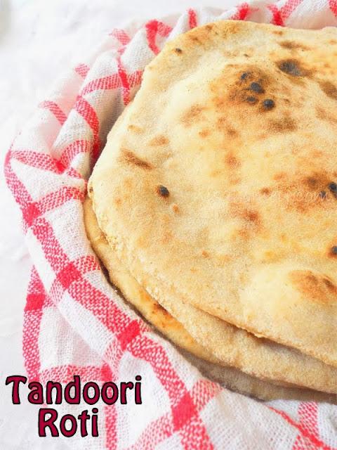 tandoori roti 1