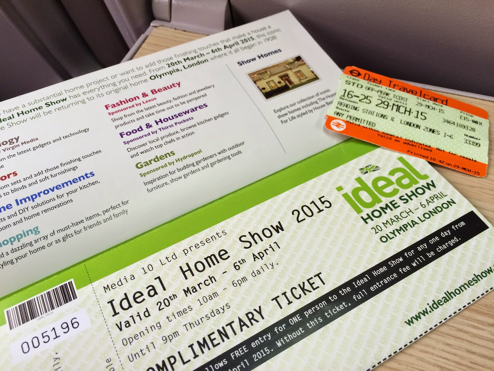 the world according to charlotte coster the ideal home show