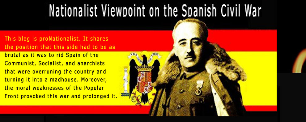 Nationalist Viewpoint on the Spanish Civil War