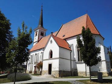 Župnija sv. Lovrenc Juršinci