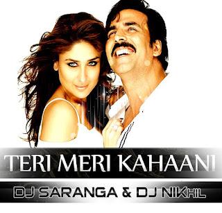 Teri+meri+Kahaani+Dj+Saranga+Dj+nikhil
