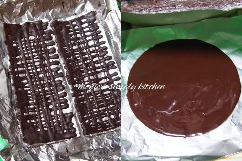 cara membuat pagar coklat manual