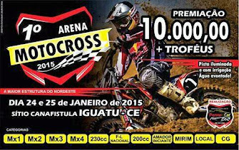 1º Arena Motocross