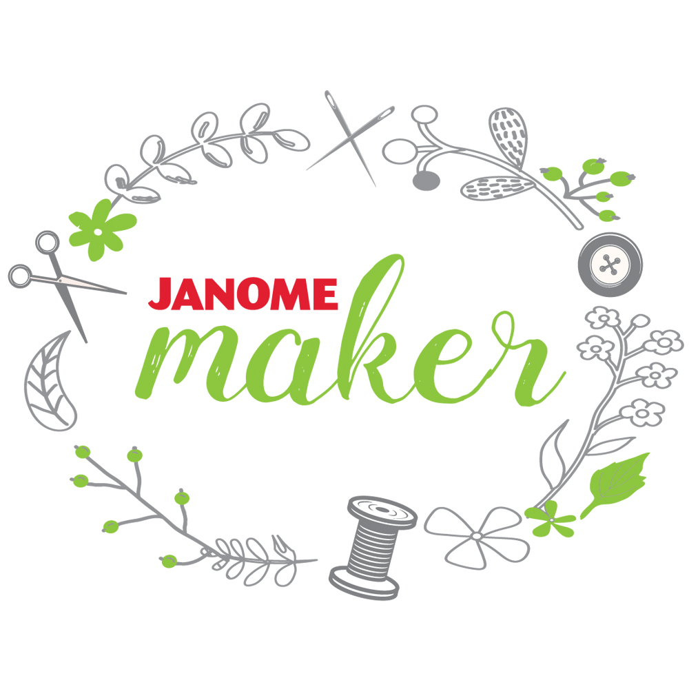 Janome Maker - I love my machines: M7 and 550e