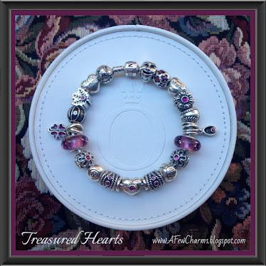 Treasured Hearts bracelet