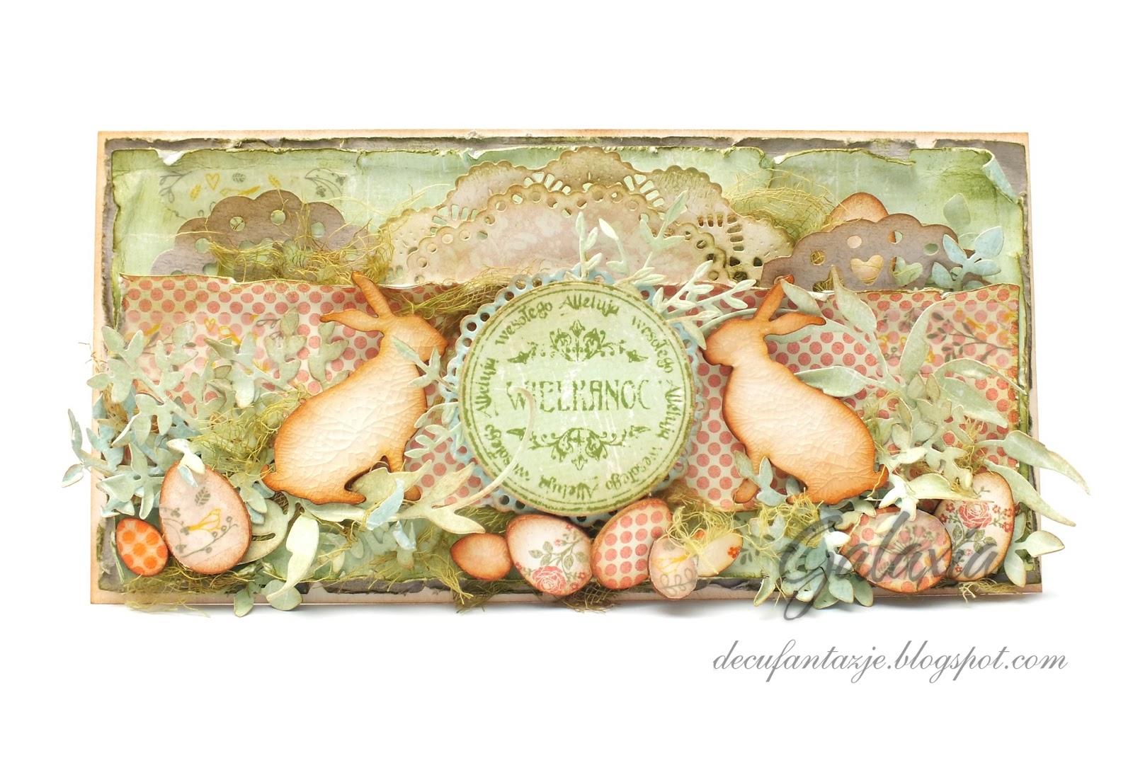 Wielkanocne i wiosenne kartki