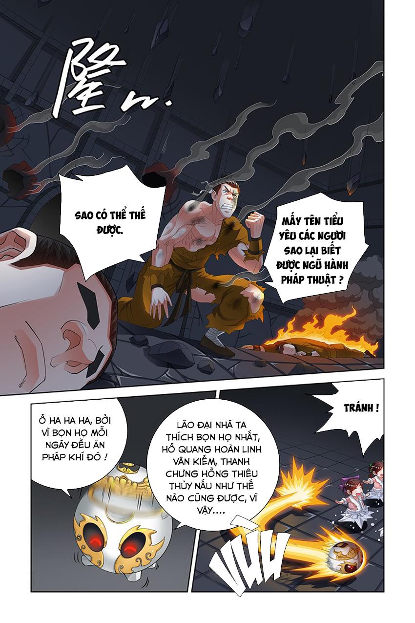 Trạch Yêu Ký Chapter 94 - BigTruyen.net