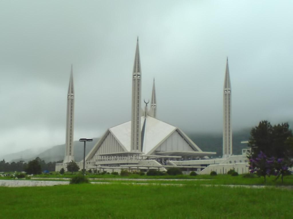Faisal Mosque Wallpapers,Desktop Wallpapers collection ...