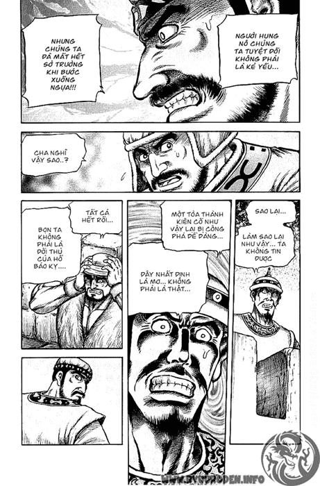 Chú Bé Rồng - Ryuuroden chap 123 - Trang 31