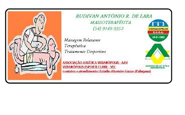MASSOTERAPÊUTA