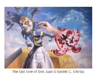 The last love of Don Juan © Daniel C. Chiriac, conceptual surrealism