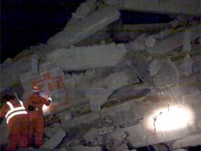 Se derrumba edificio en construcción de cinco niveles en el Ensanche Ozama