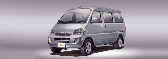 Chevrolet Van N300