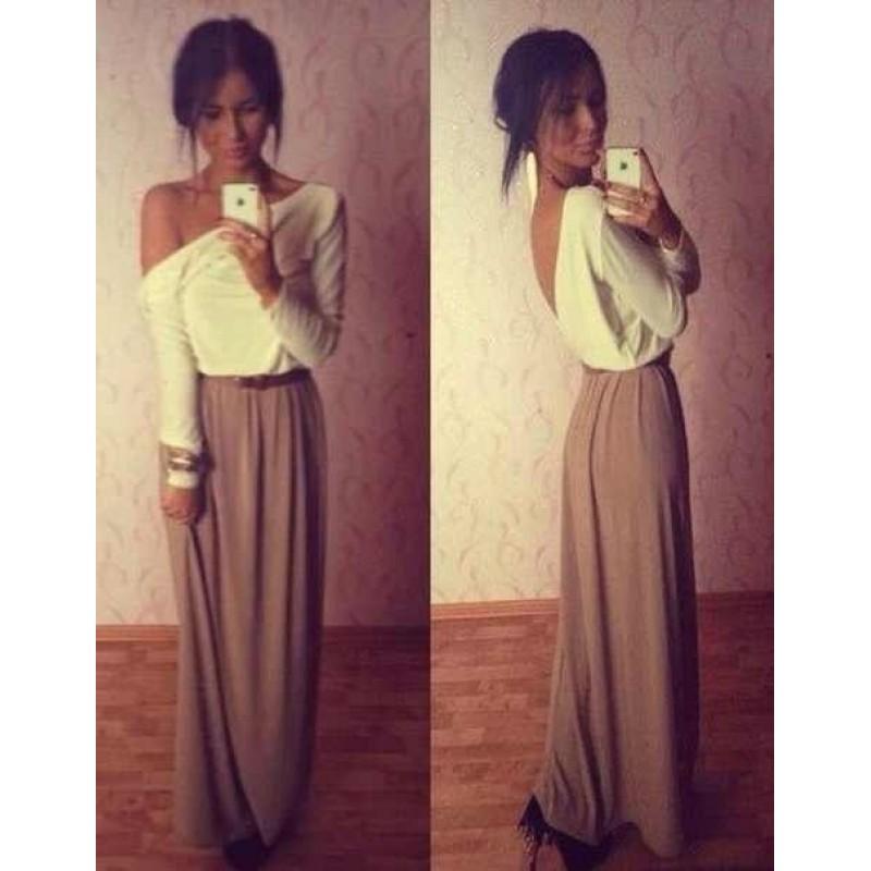 Amazing maxi skirt for ladies