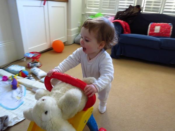Dành cho phụ huynh 3 loại xe tập đi cho bé bạn nên biết