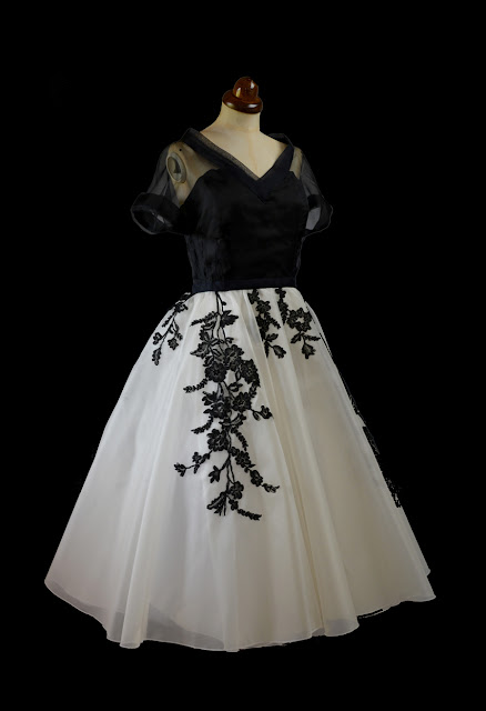 Hitchcock Grace Kelly Dress