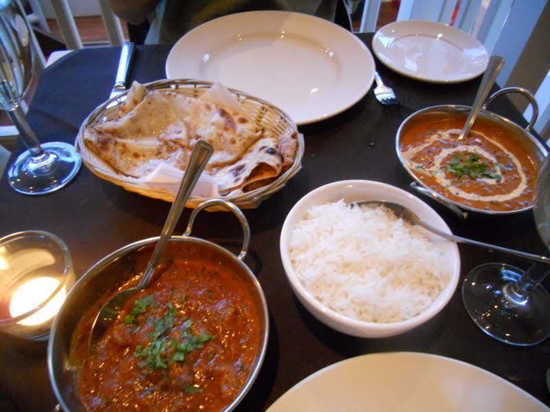 London eats dinner at atithi sidewalk safari for Atithi indian cuisine twickenham