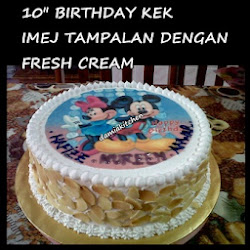 Birthday Kek-Edible Image