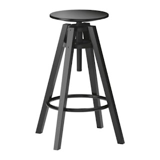 Ikea Dalfred stool