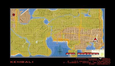 Mod Mafia II Map