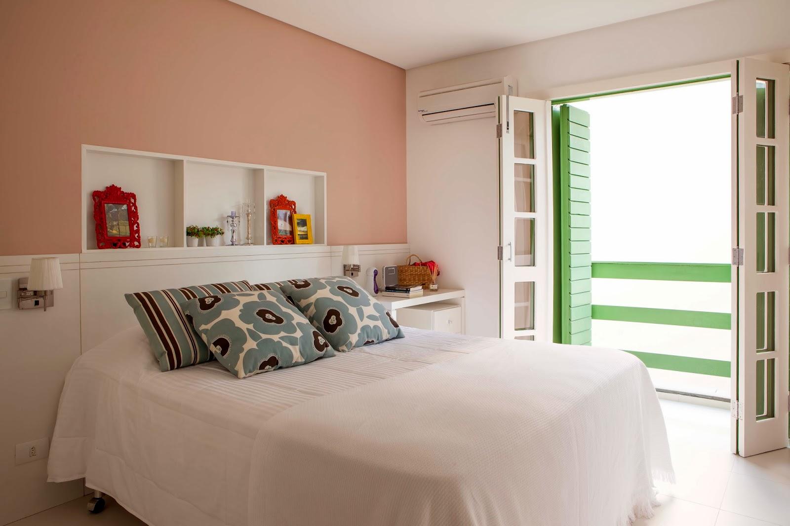 Antes E Depois Do Apartamento 60 M Planejado E Com Personalidade  ~ Quarto Feminino Pequeno Planejado