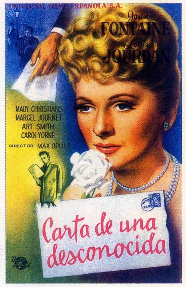 Carta De Una Desconocida (1948)