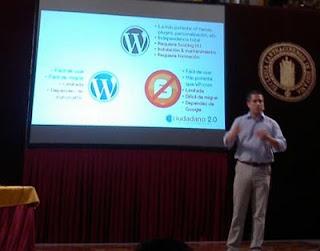 WP vs Blogger