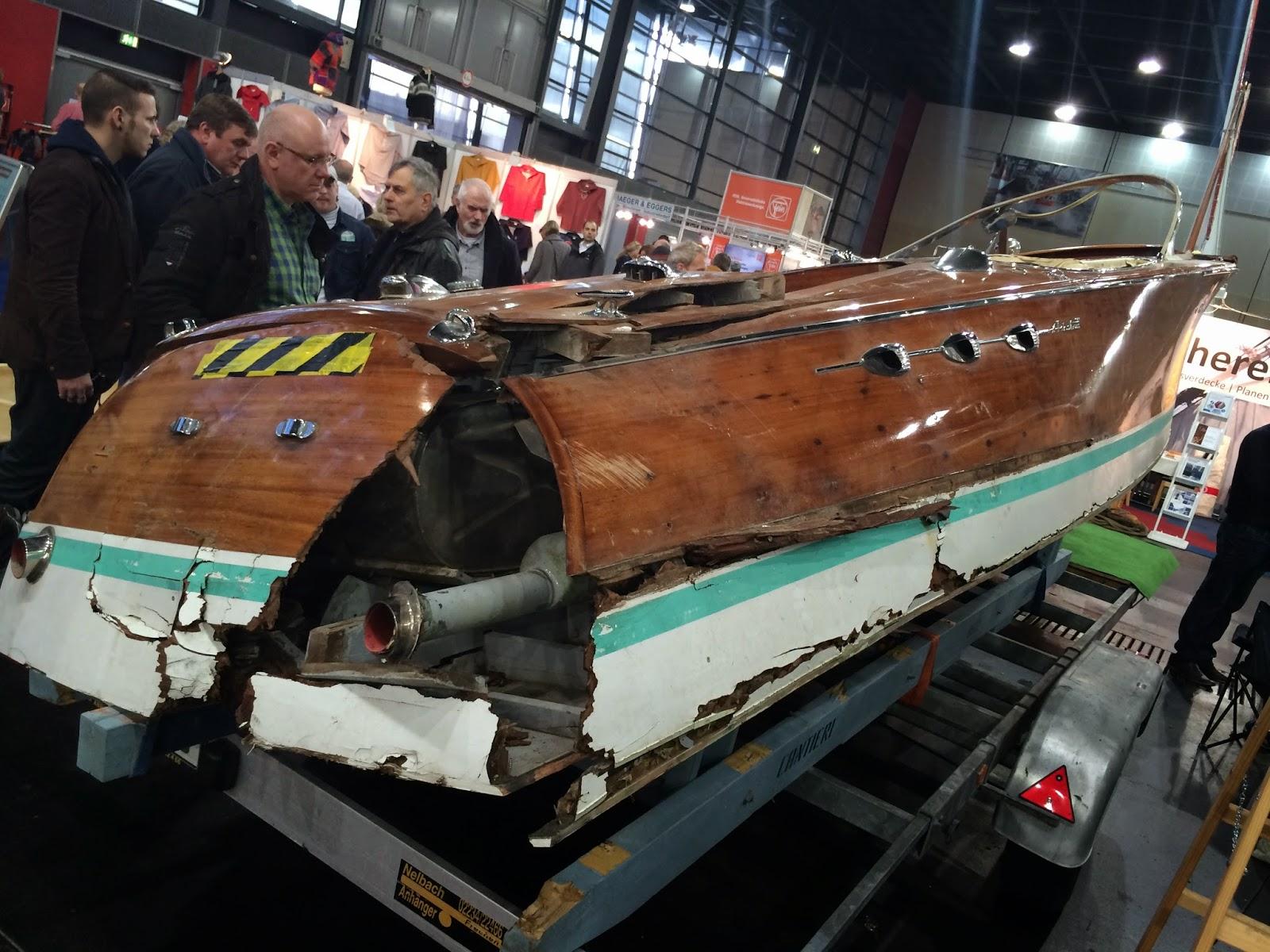 vom selbstbau eines holzbootes - erfahrungsbericht eines amateur