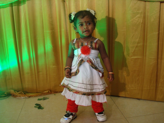 My Friend Udaya's Daughter Kanishka 6