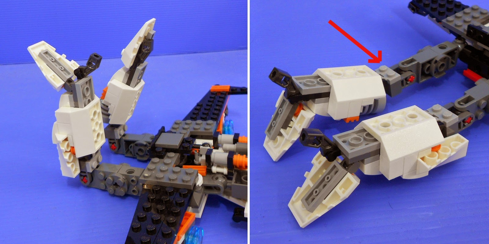 how to build lego transformers easy