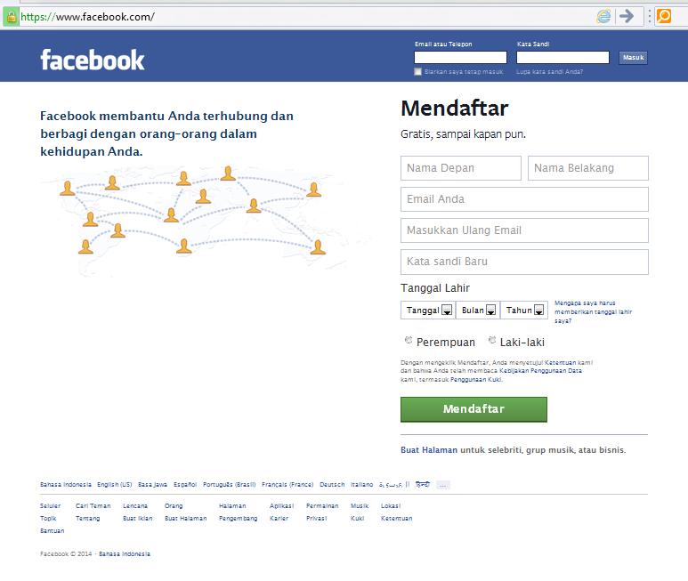 Jual Script Facebook Clone Harga Murah