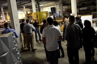 MODA Field Trip at DEX Industries