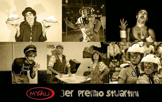 Collage participantes premio Stuartini 2015
