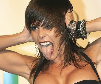 Alejandra Guzm N Enfureci Con La Modelo Venezolana Alicia Machado