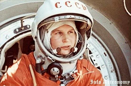 Mengenal Tereshkova, Wanita Pertama di Luar Angkasa