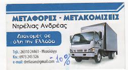 ΜΕΤΑΦΟΡΕΣ ΝΤΡΕΛΙΑΣ
