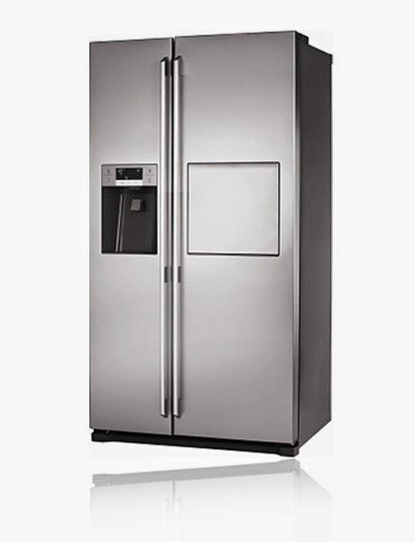 Tủ Lạnh Electrolux ESE5687SB-TH (550 lít)