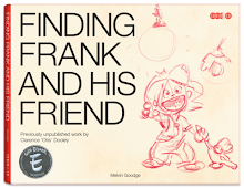Finding Frank and his Friend - 2011 Will Eisner Award - Nominee
