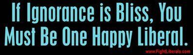 If Ignorance Is Bliss