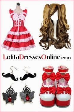 Sponsor Lolita Dresses online