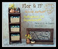 Tercer sorteo Flor & FF