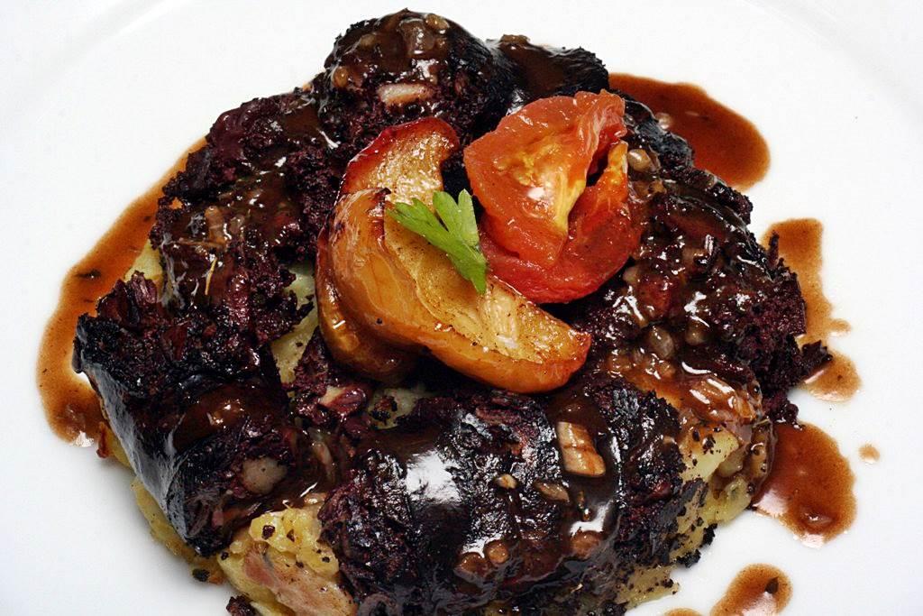 Brasserie CiÇou Le Bouchon Lyonnais Boudouille
